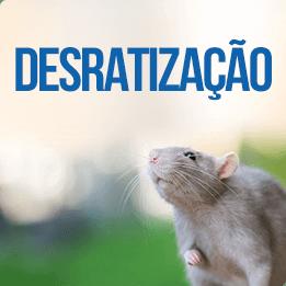 Desratização em Mato Grosso
