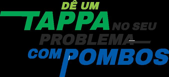 Manejo de Pombos - TAPPA - Afastar Pombos