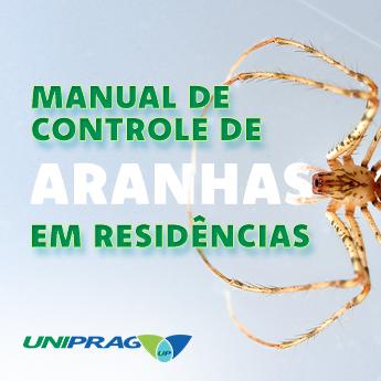 Manual de Controle de Aranhas em Residências
