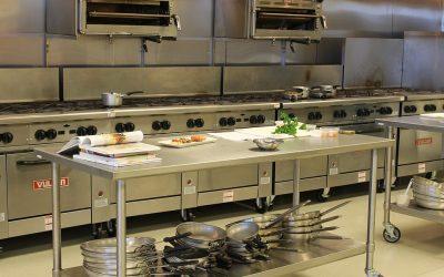 Proteja cozinhas industriais com o Manejo Integrado de Pragas
