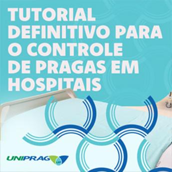 Tutorial definitivo para o controle de pragas em hospitais