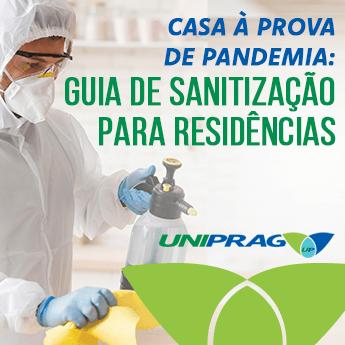 Casa à prova de pandemia: guia de sanitização para residências